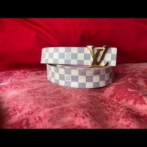 Women's Louis Vuitton Initiales 40mm Belt